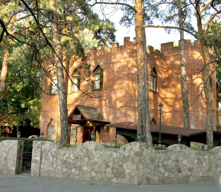 Ресторан Старая башня