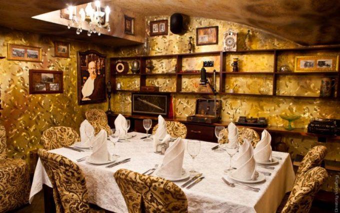 «ШарикоFF» Ресторан—трактир русско—французской кухни